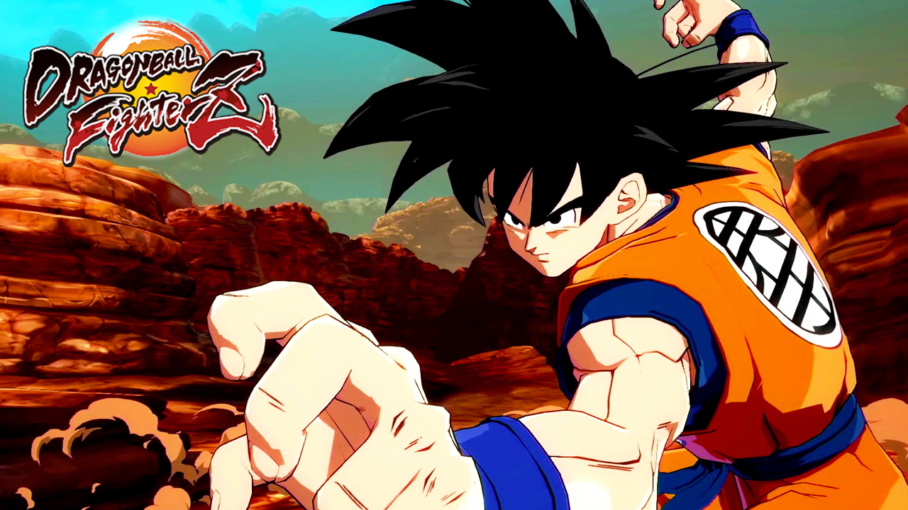Dragon Ball FighterZ CGI