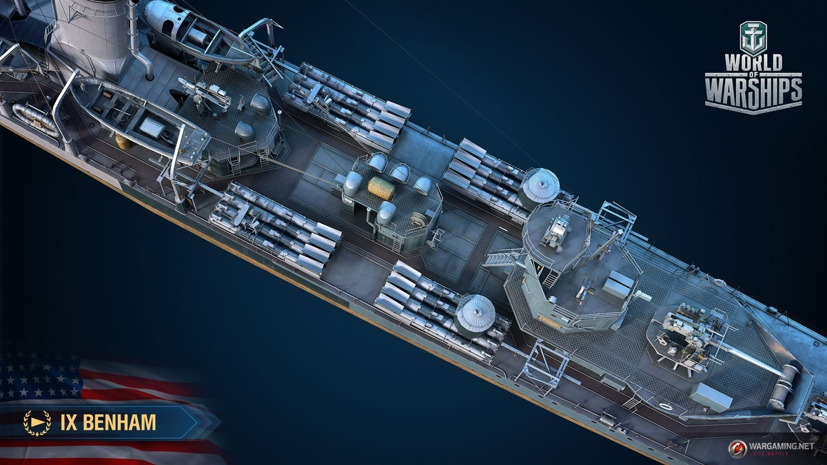Jul 16 Naval Legends: Destroyer Maillé-Brézé World of