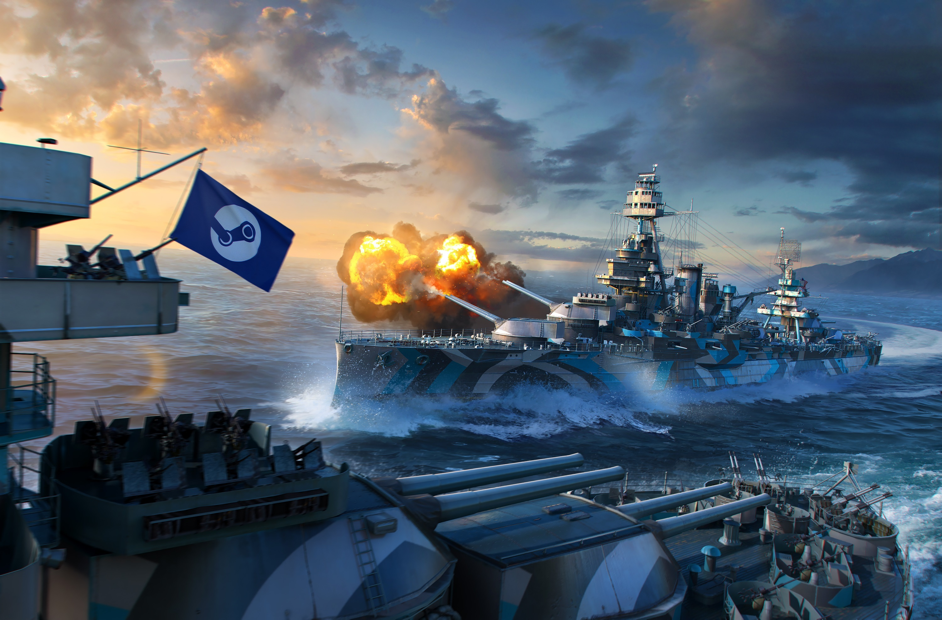 World of Warships :: We're Celebrating Our Anniversary on Steam!