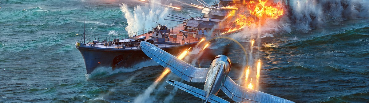 World of Warships :: Update 0 8 0: Prepare for Takeoff!