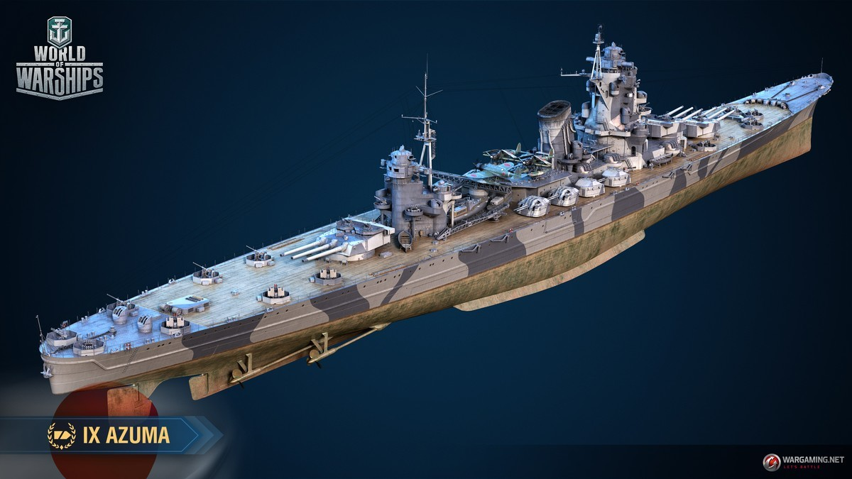 Apr 20 Honor and Glory of the Soviet Navy World of Warships