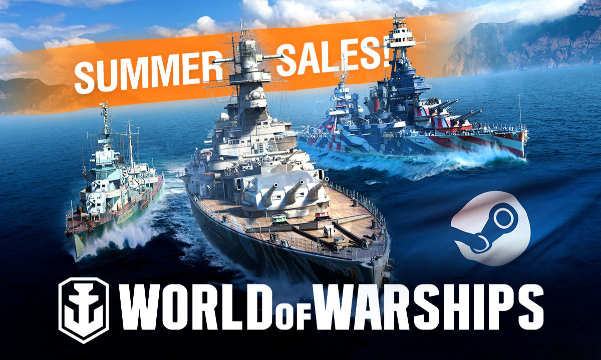 World of Warships :: World of Warships: macOS-version on Steam!
