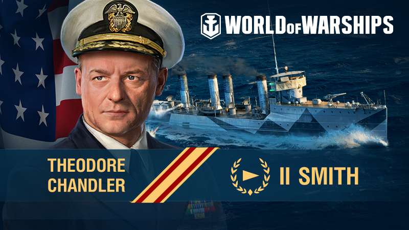 World Of Warships A Gift Awaits You The Heritage Of U S Navy Steam News