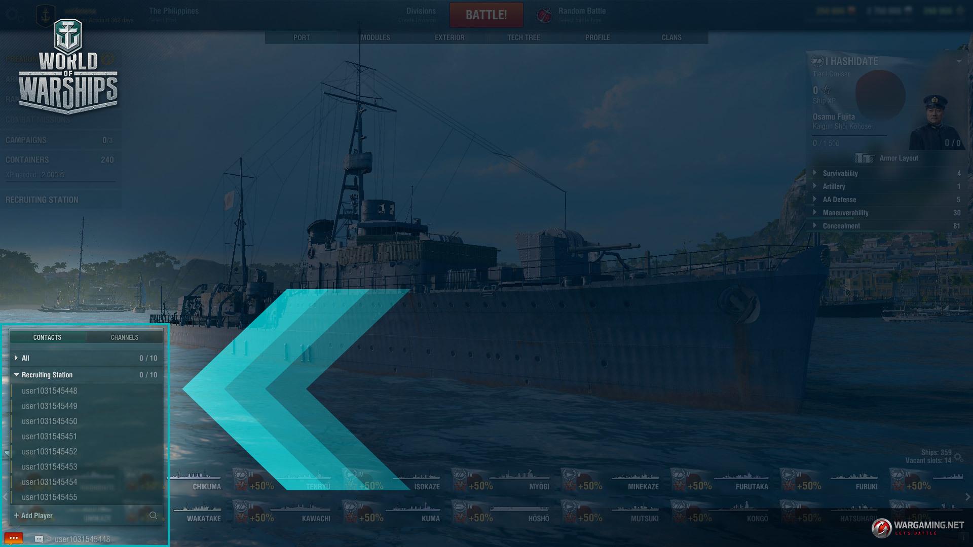 Jun 25 Update 0 8 5: Rogue Wave World of Warships - WoWs