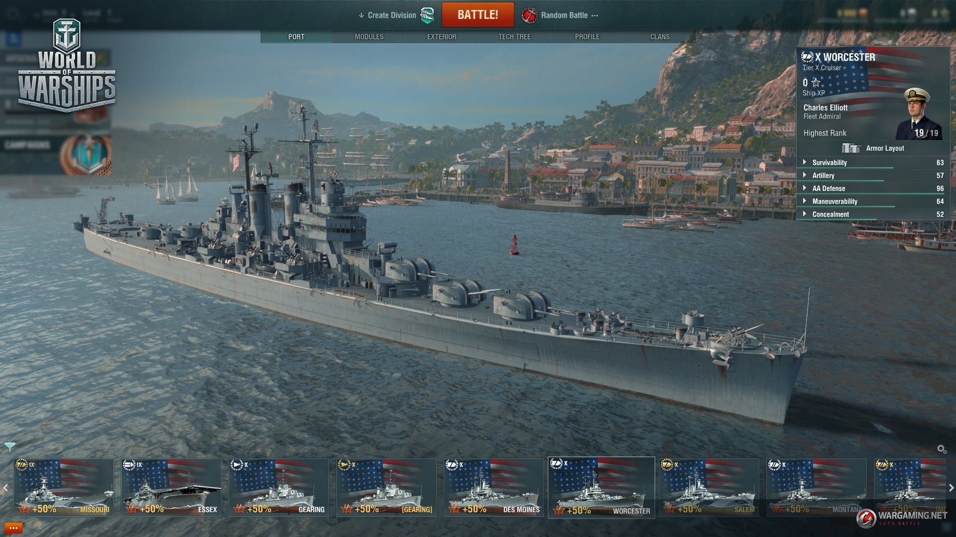 World of Warships :: Update 0 7 10: British destroyers and