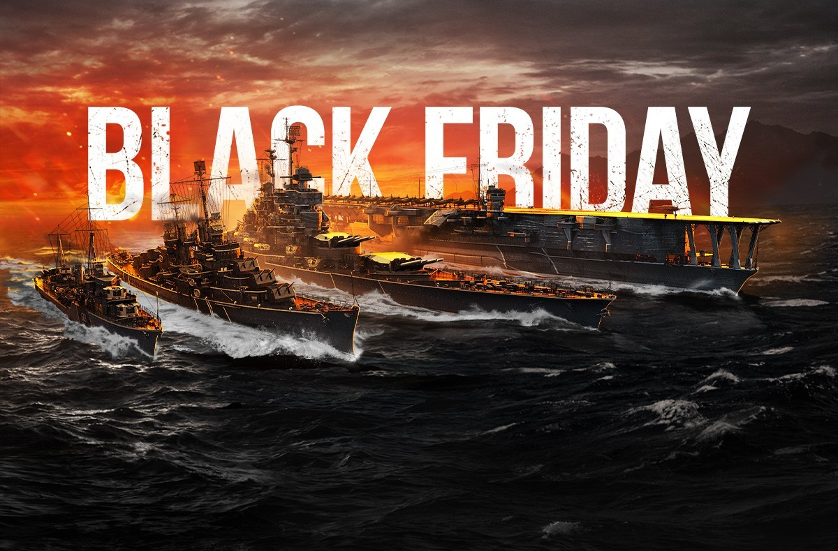 Black Friday: Discounts of up to 40%!