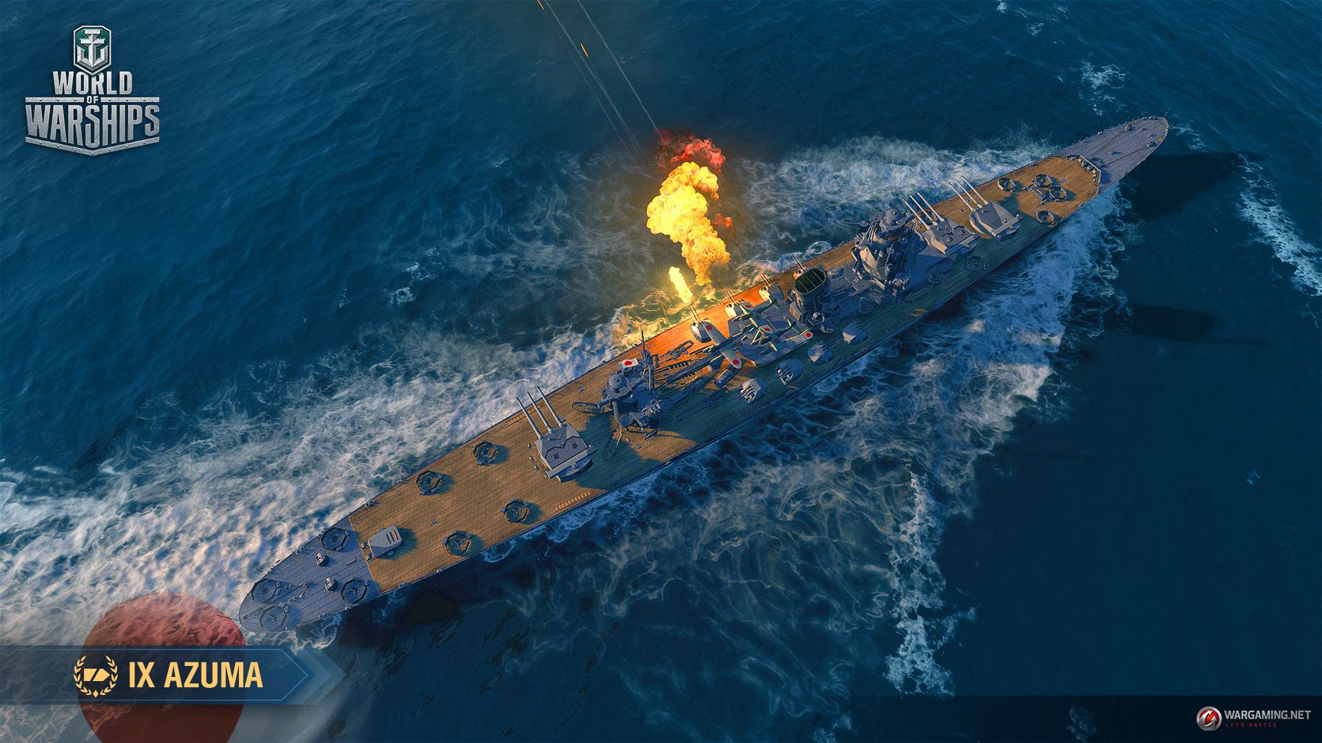 Спільнота Steam :: World of Warships :: Заходи