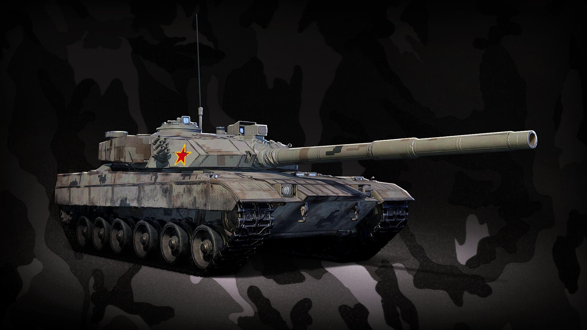 Dec 22, 2017 Tank of the Week: Type 96B Armored Warfare