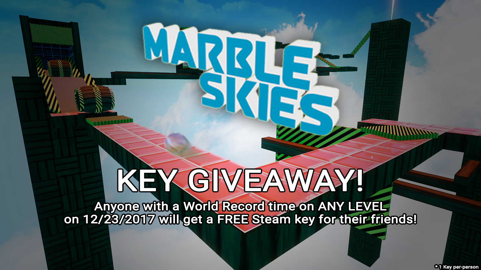 Marble Skies :: Launch Giveaway!