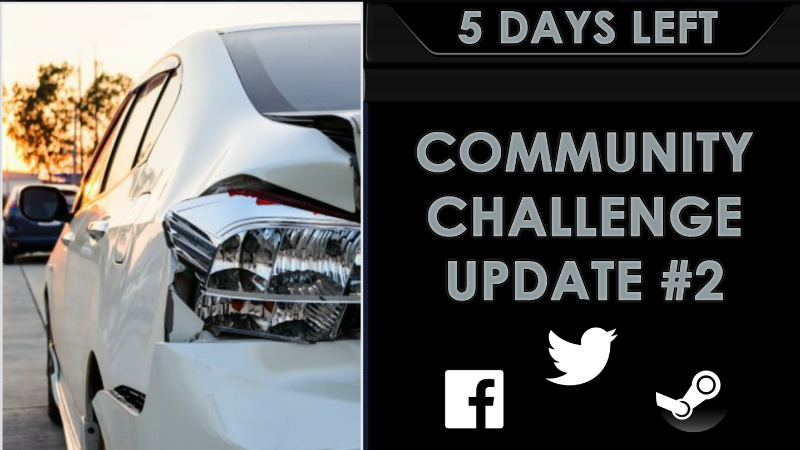 Community Challenge Update #2 - 5 days left!