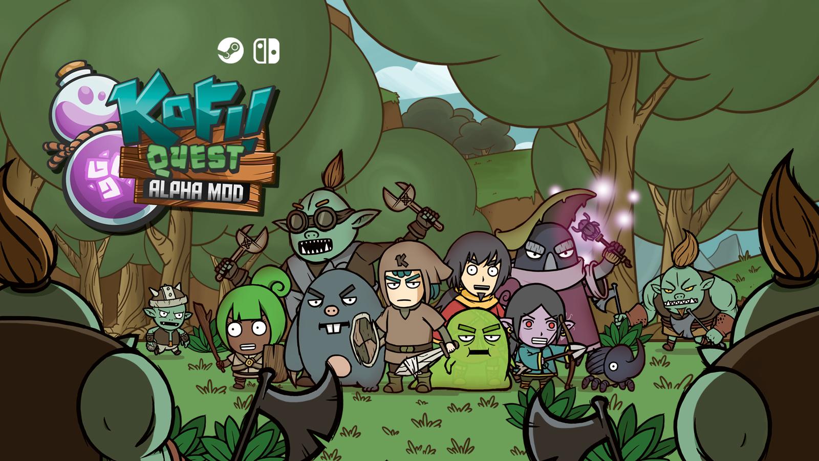 Kofi Quest: Alpha MOD on Steam