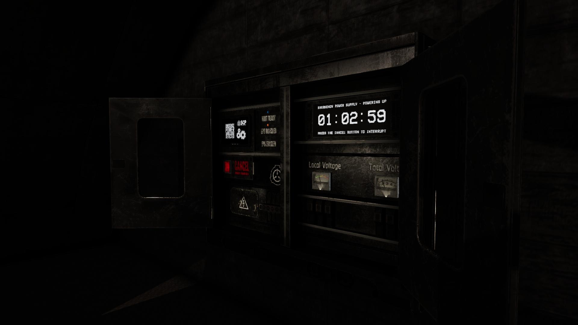 SCP: Secret Laboratory (tuxdb com)