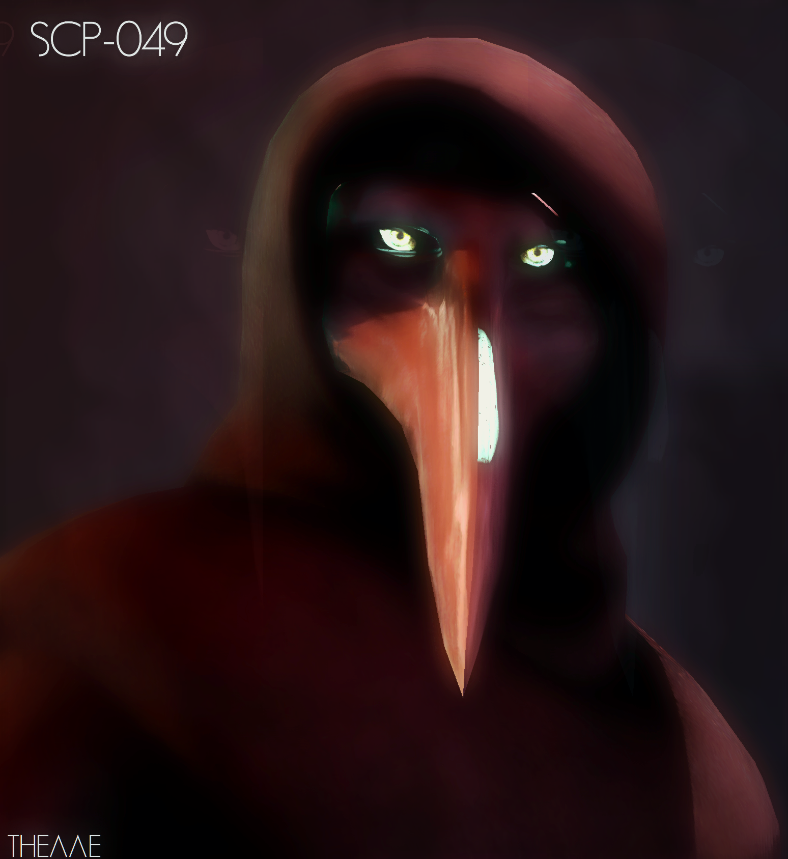 SCP: Secret Laboratory :: Artwork Winners!!
