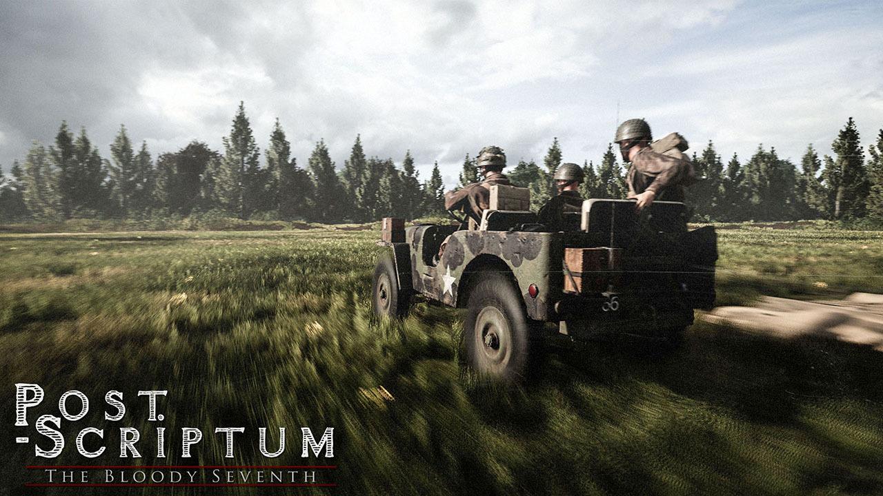 post scriptum gameplay