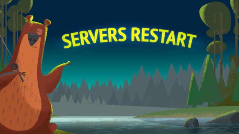 Server restart