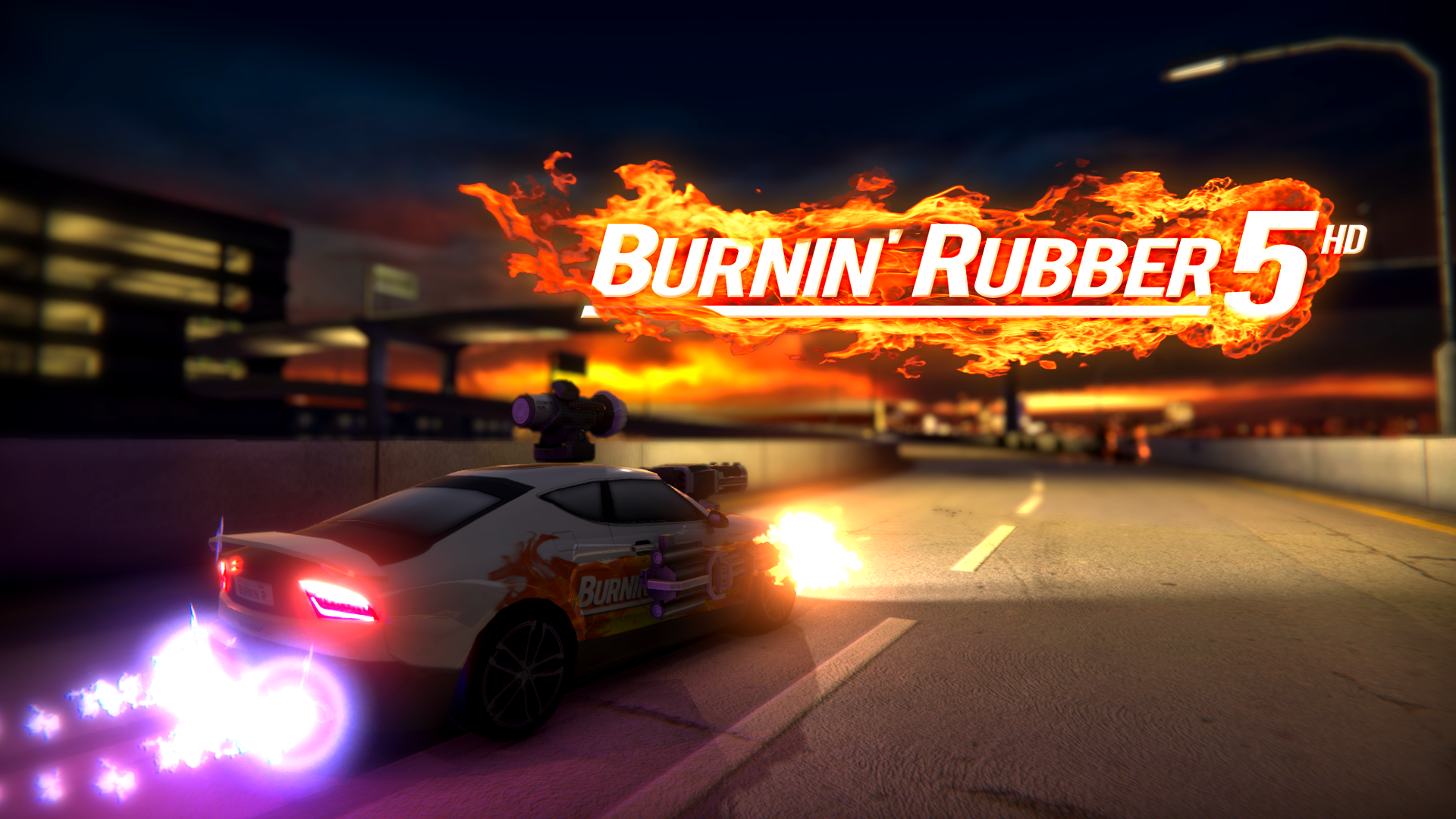 Burnin' Rubber 5 HD :: Group Announcements