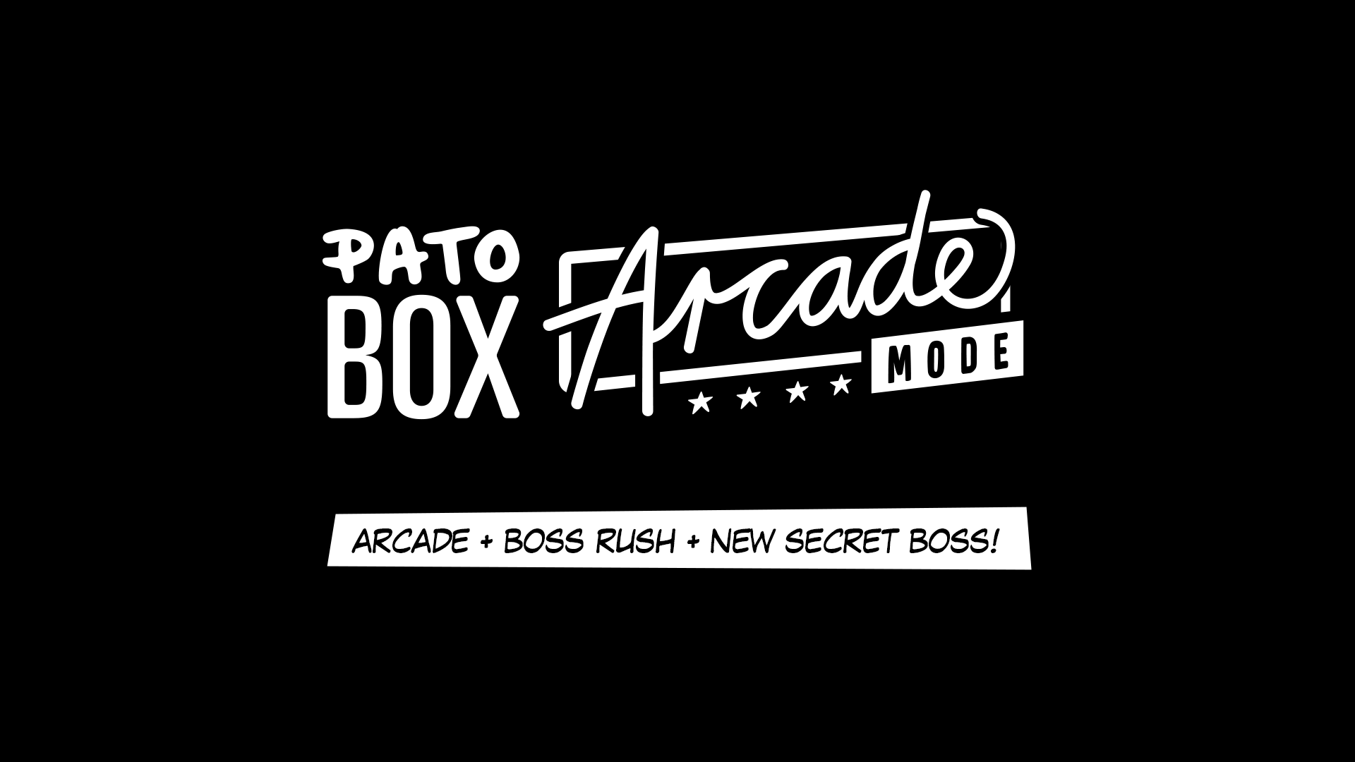 Pato Box :: Arcade Mode and OST Live now!