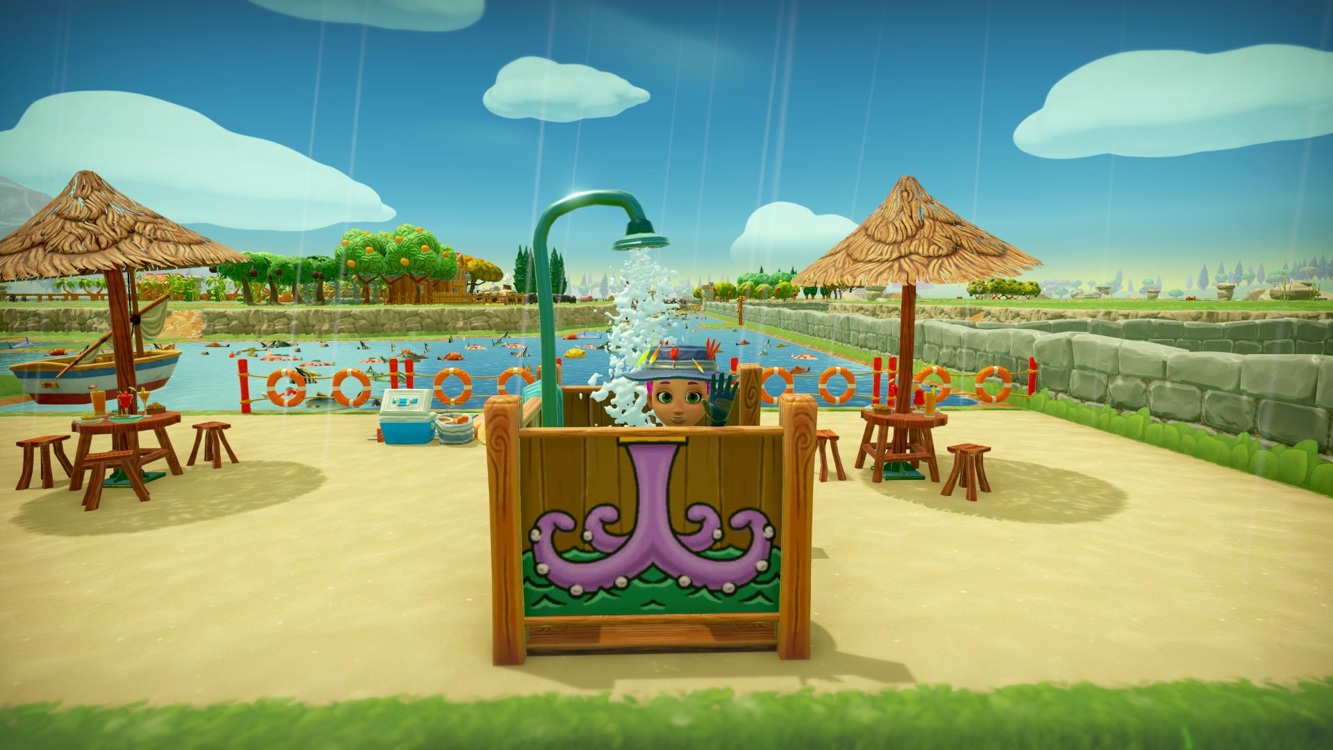Steam Farm Together Update 9 Beach Decorations