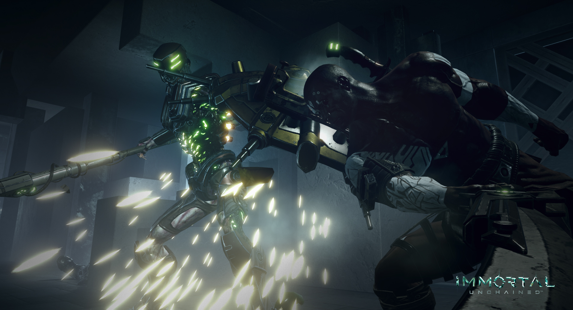 Immortal: Unchained :: Closed Alpha now live!