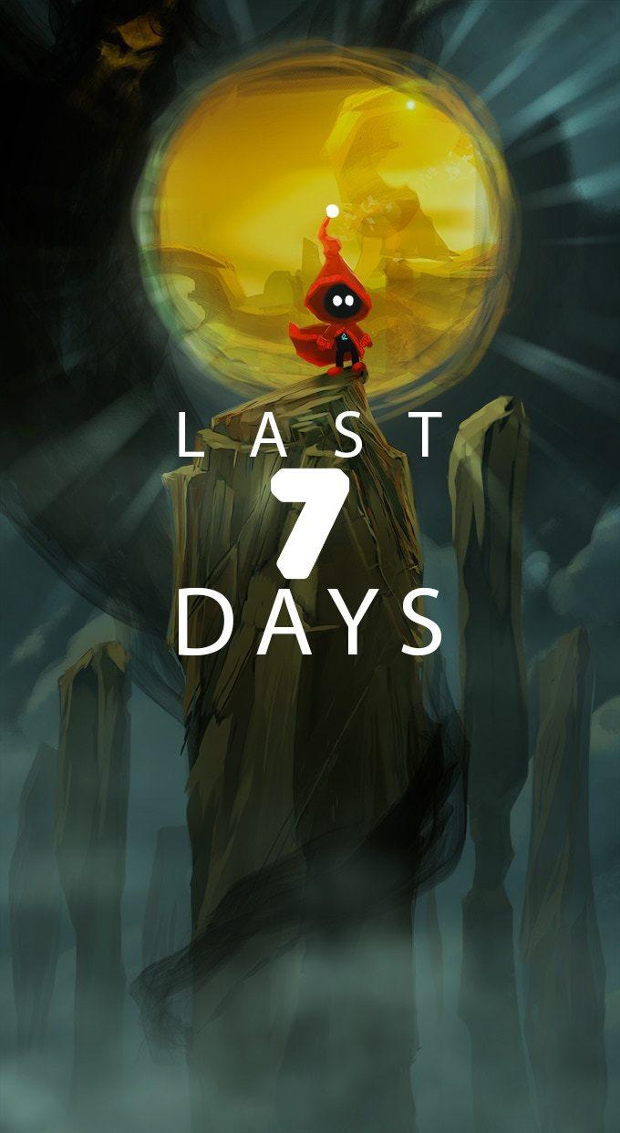 Unbound Kickstarter 7 days left