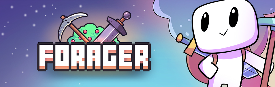 Forager :: Forager Release Date Announcement!
