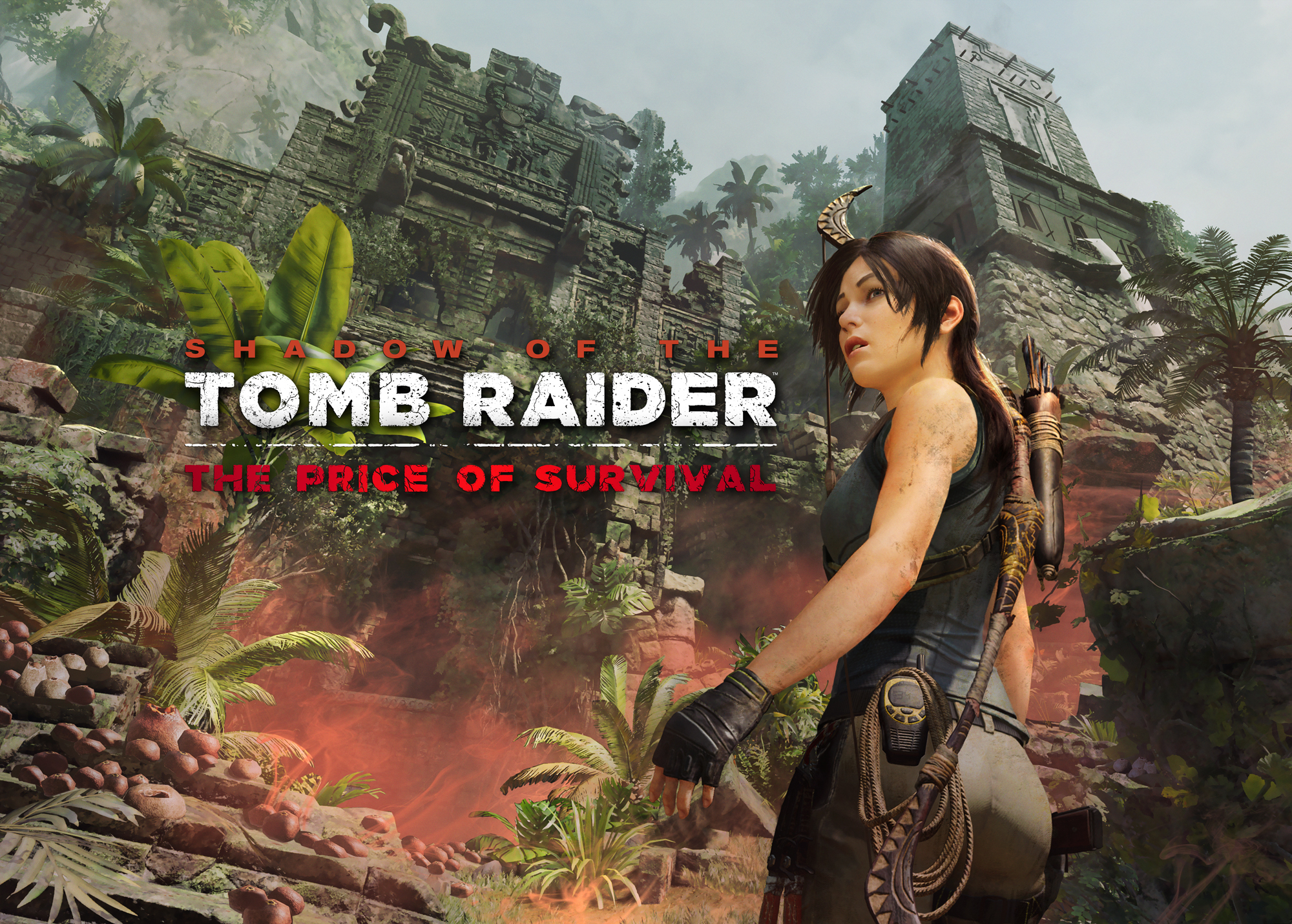 Shadow of the Tomb Raider - The Price of Survival