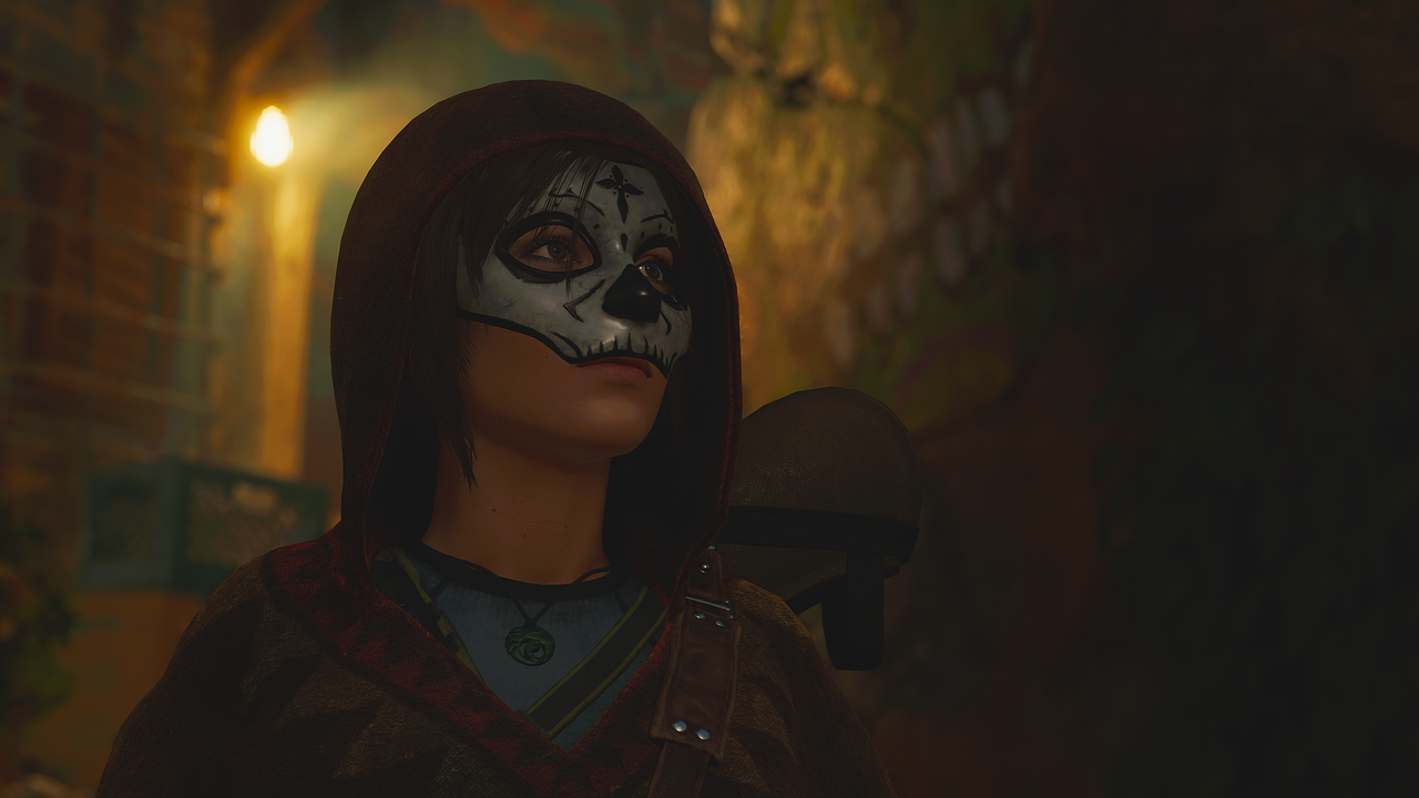 Photographer Mode in Shadow of the Tomb Raider
