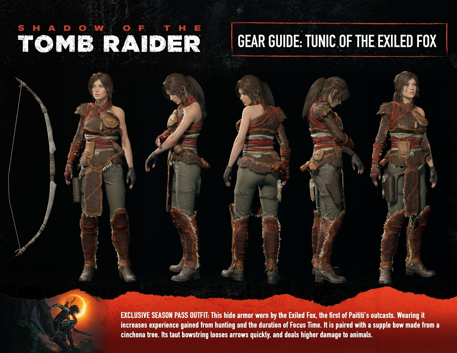 Shadow of the Tomb Raider: Golden Eagle Gear 2018 pc game Img-2