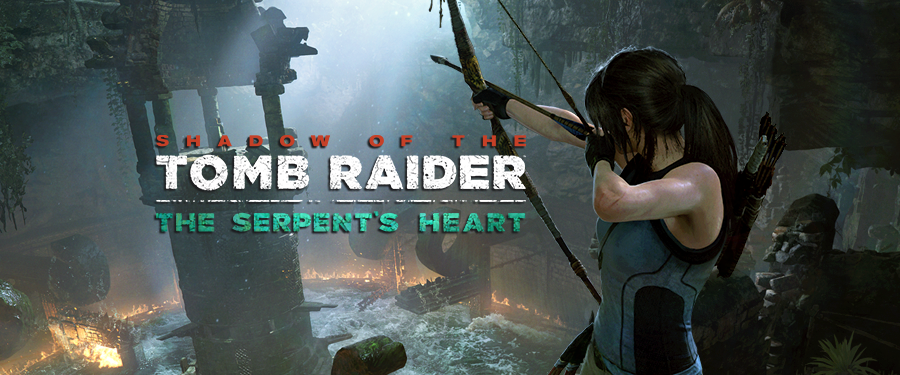 Shadow of the Tomb Raider - The Serpent's Heart