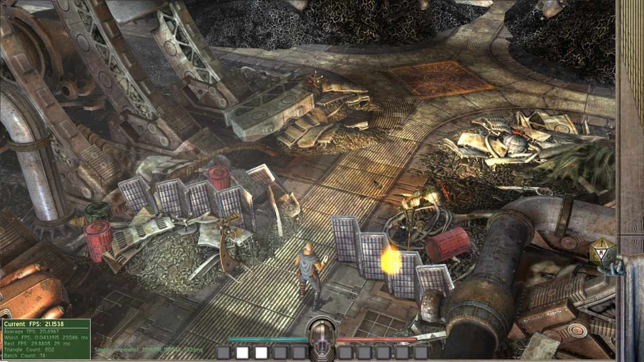 INSOMNIA: The Ark :: Patch v1 5 news + the making of INSOMNIA
