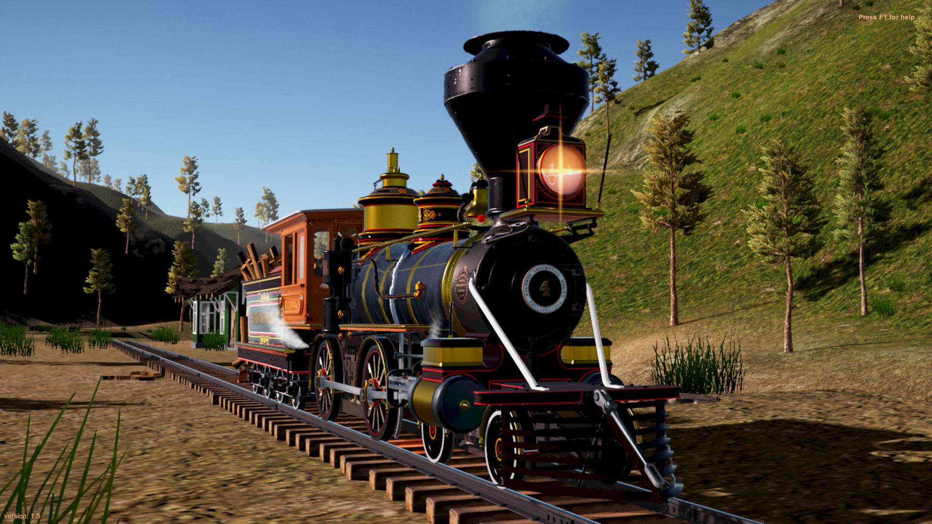 Steam :: American Railroads - Summit River & Pine Valley ...