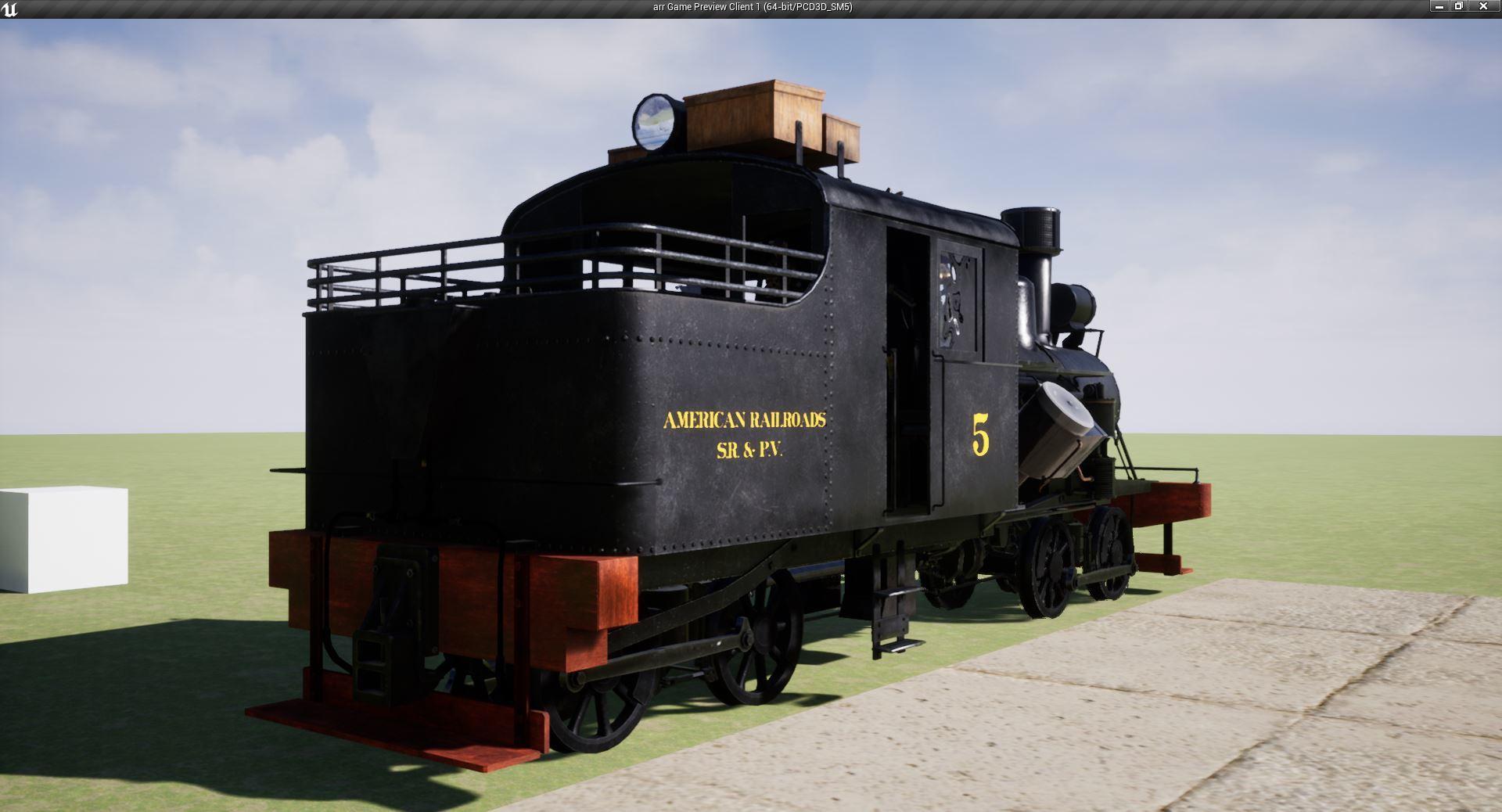 Steam Community :: American Railroads - Summit River ...