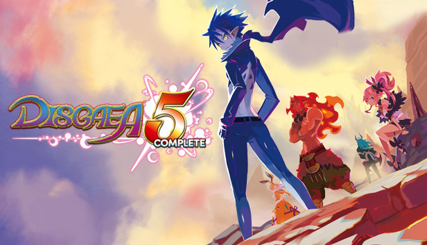 Disgaea 5 Complete / 魔界戦記ディスガイア5