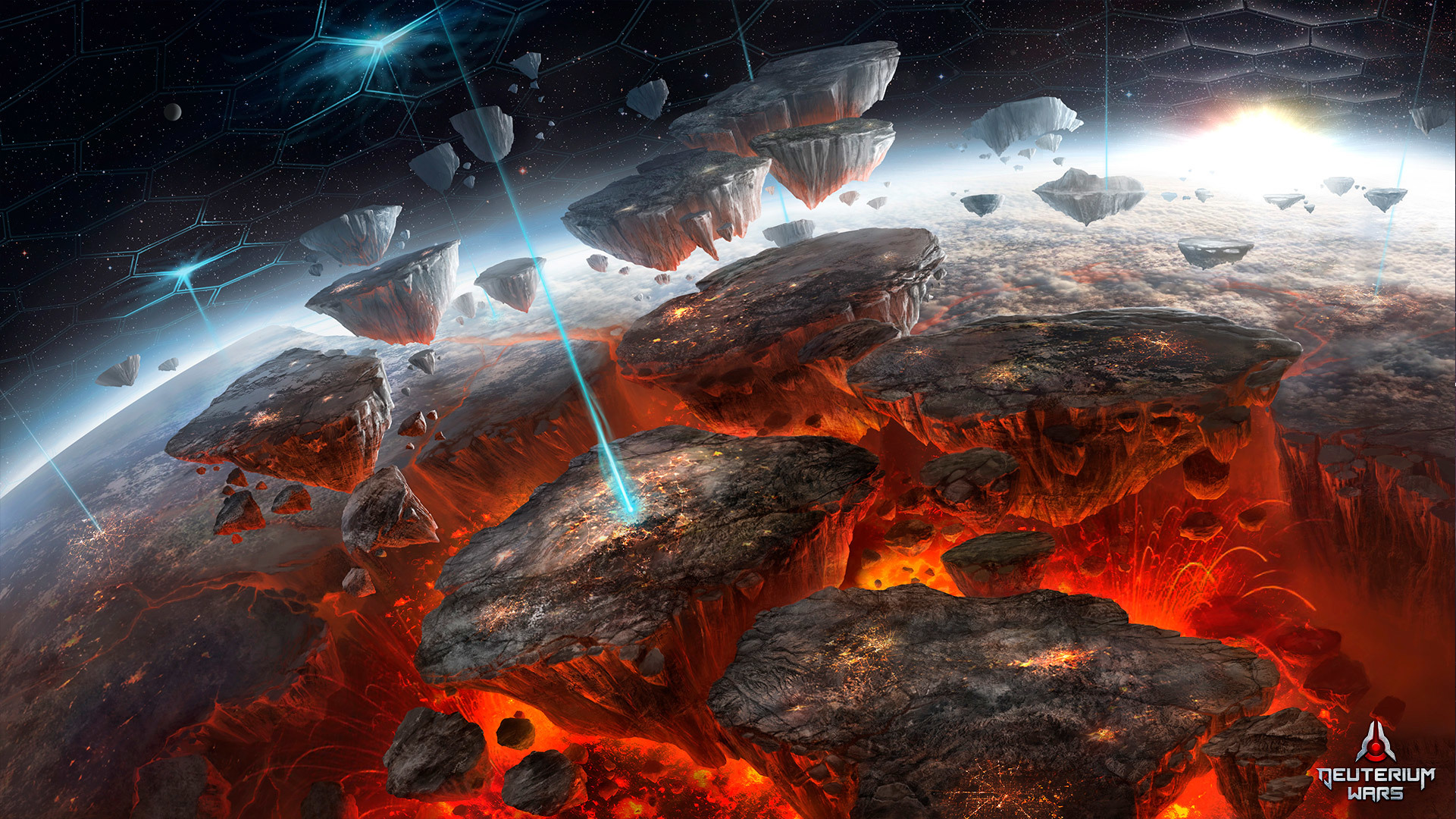 Deuterium Wars :: Planned server maintenance from 17:40 to