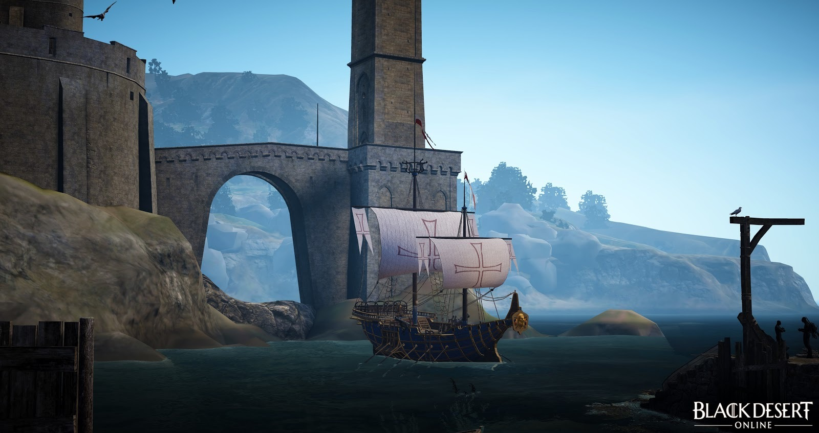 Black Desert :: [GM Note] - Let's make Epheria Sailboat