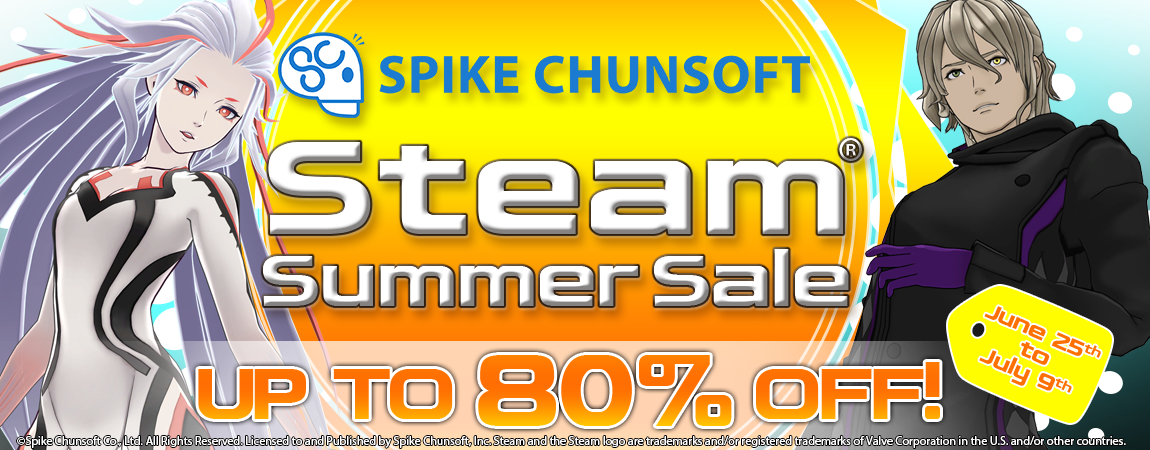 2020 STEAM SUMMER SALE STARTS TODAY!