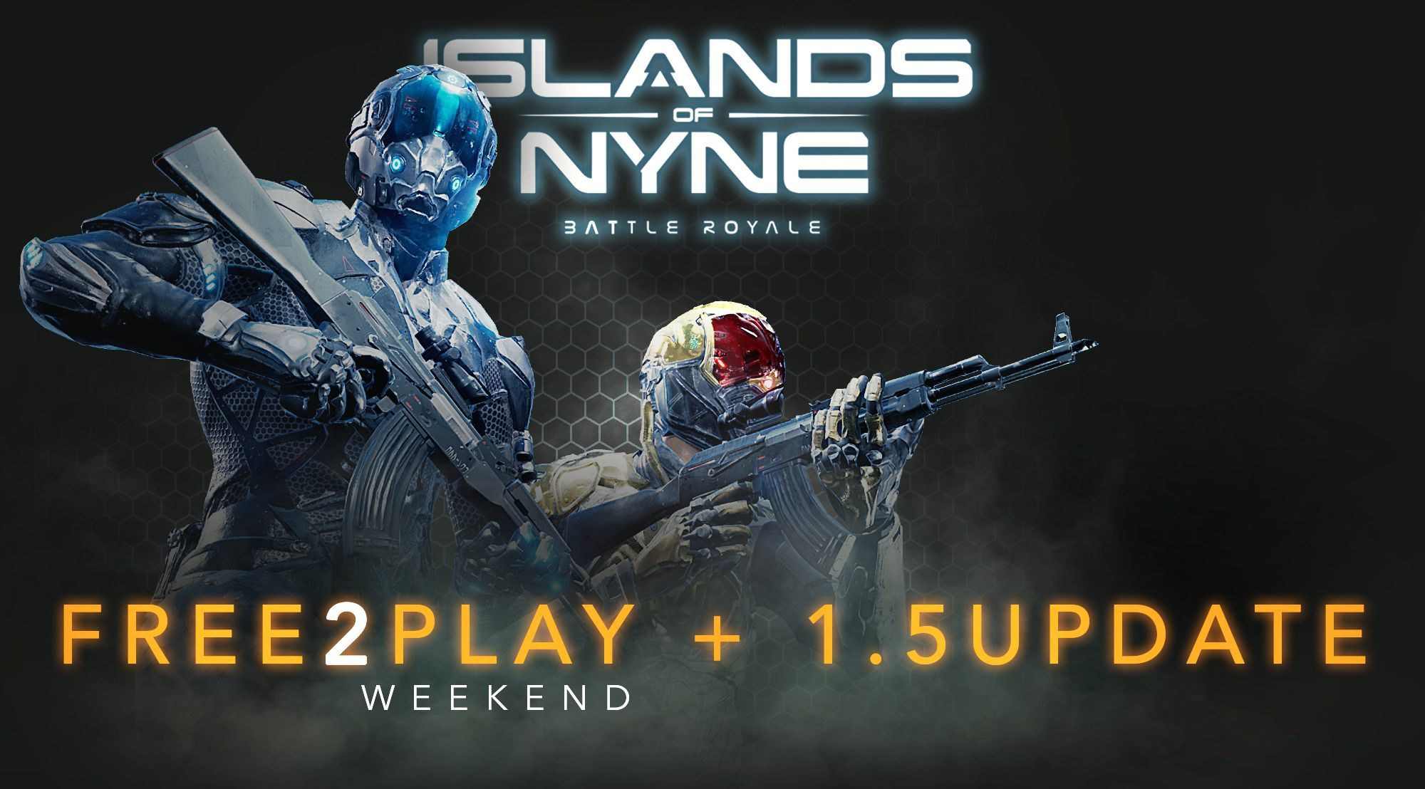 Islands Of Nyne Battle Royale On Steam Bundle 2 Pcs Wallet Idr 400000 F2p Weekend 15 Update Is Now Live