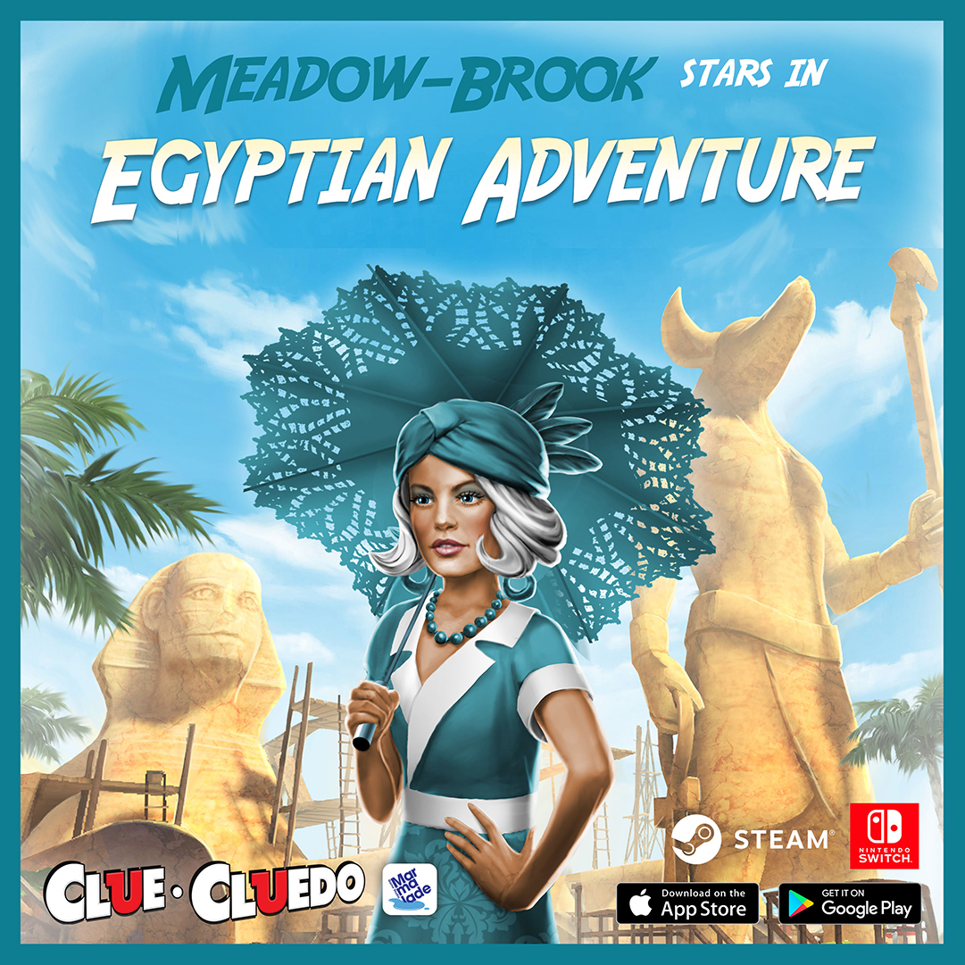 Clue The Classic Mystery Game v21.08.2019 + Egyptian Adventure
