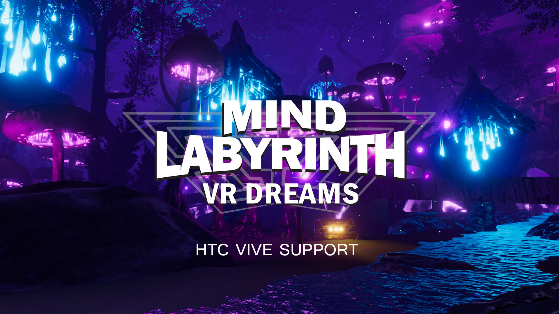 Mind Labyrinth VR Dreams :: HTC VIVE Support NOW AVAILABLE