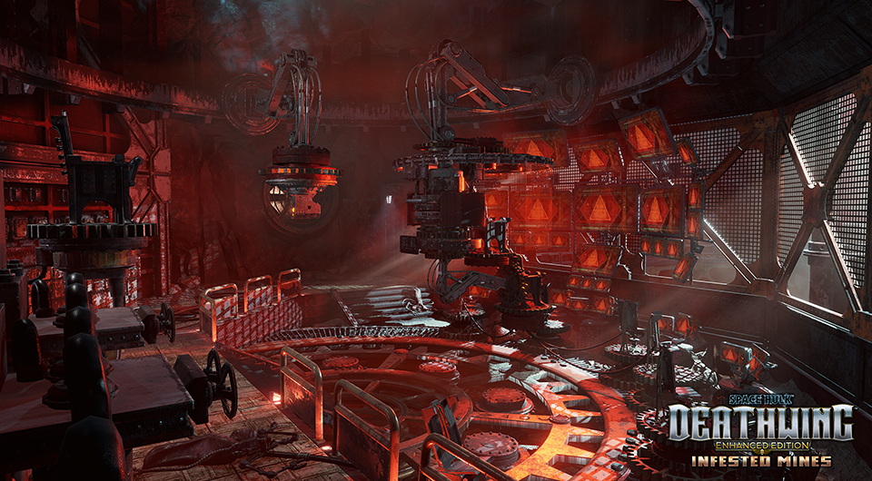 Space Hulk: Deathwing - Enhanced Edition :: Infested Mines Free DLC