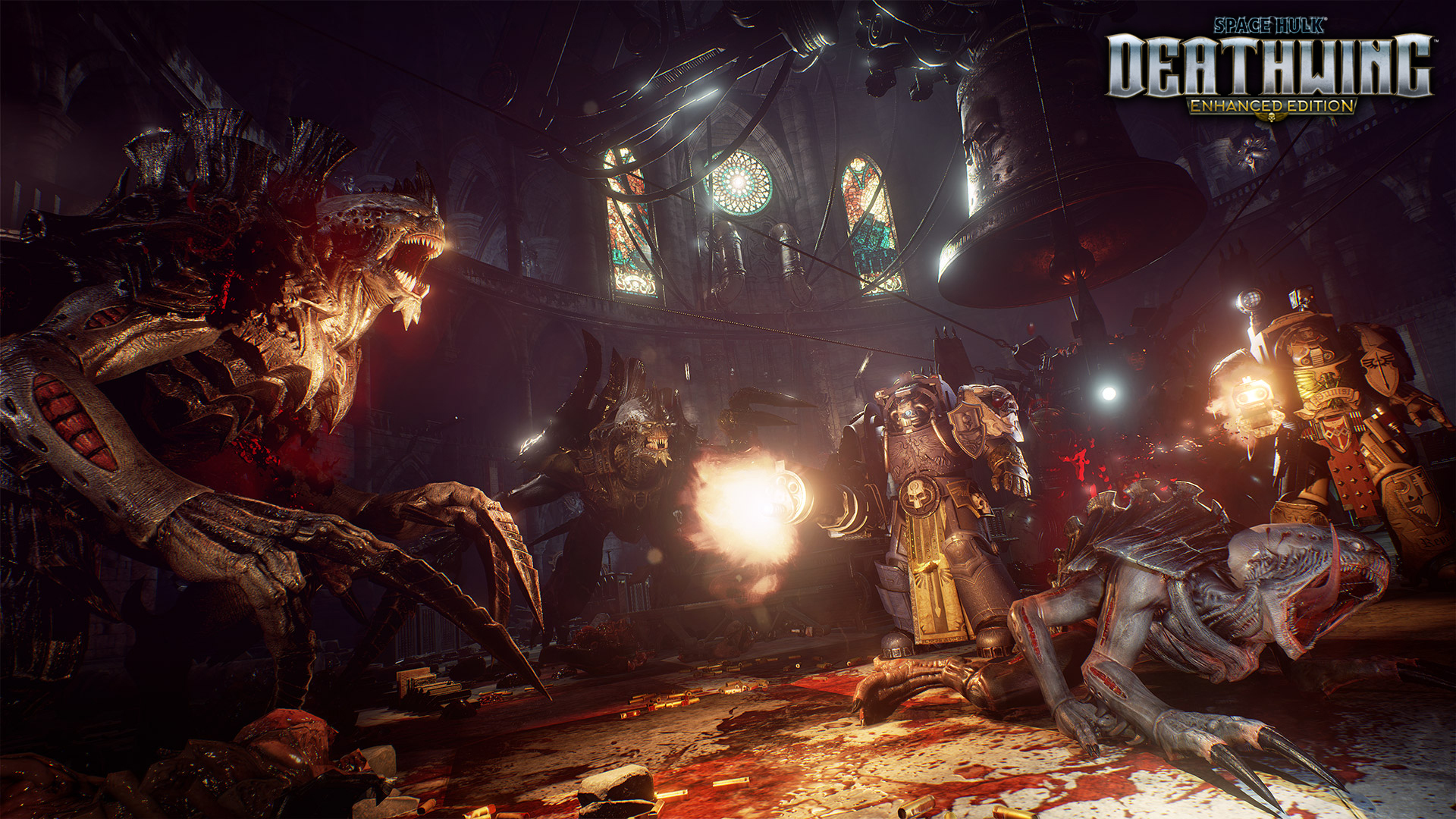 Space Hulk: Deathwing - Enhanced Edition :: Enhanced Edition First
