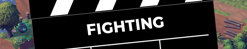 Feature Reel - Fighting