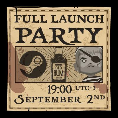 Full Steam Launch - September 2nd