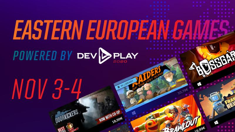 Eastern European Games - Dev.Play Expo