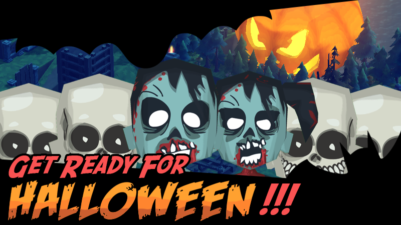 Get ready for Halloween!