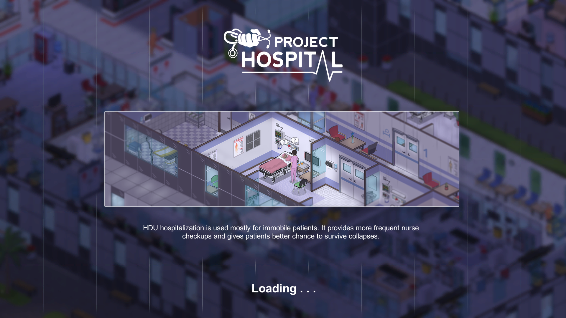 Project Hospital 1.1 release notes 2bdcf1461e59345b7b6546fef3f28f9c366b6979