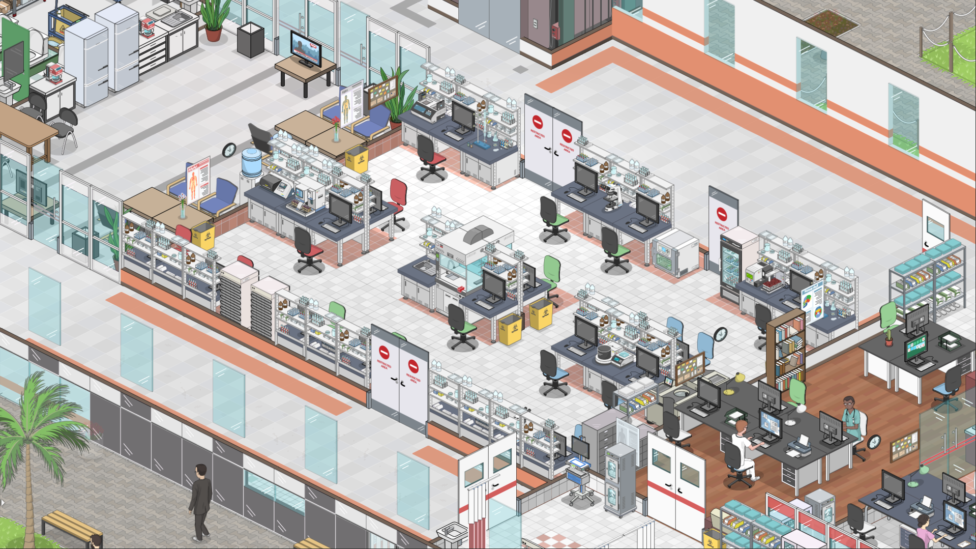 Project Hospital 1.1 release notes Cfe26fbd82b1a395fc29a79ef56985342f662aa2