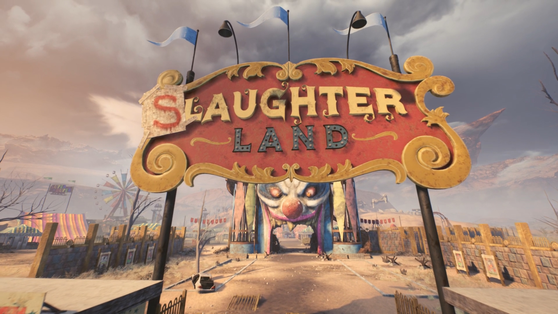 Land Of Dead Will Continue To Welcome >> Fractured Lands On Steam
