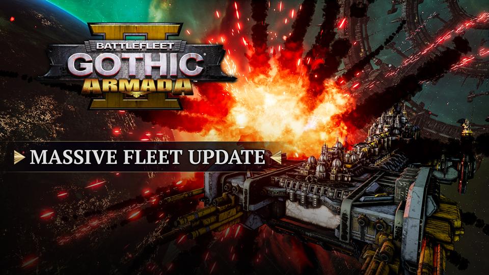 Battlefleet Gothic: Armada 2 :: Group Announcements