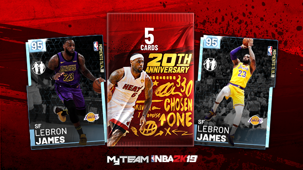 Nba 2k19 Lbj Locker Code